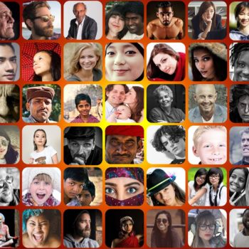 diversité personnes écrans