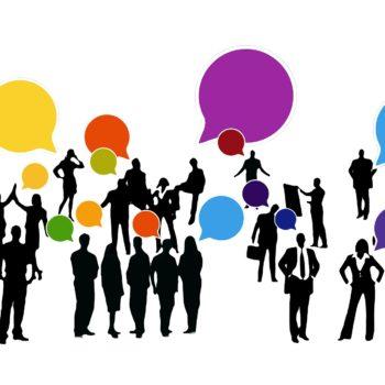 dialogue personnes